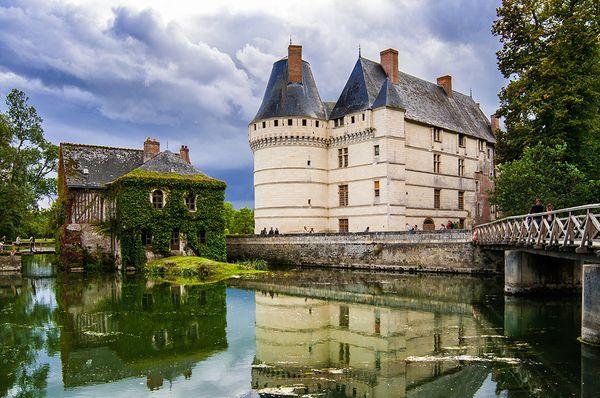 Château de l'Islette, France