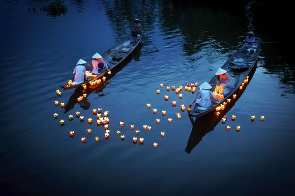 Floating Lights, Vietnam