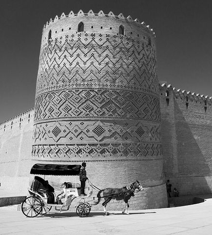 Karim Khani Castle, Iran
