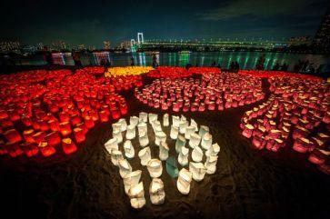 Lanterns in Tokyo
