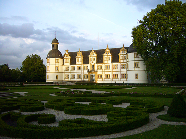Neuhaus Castle, Paderborn, Germany