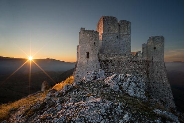 Rocca Calascio Sunrise, Italy
