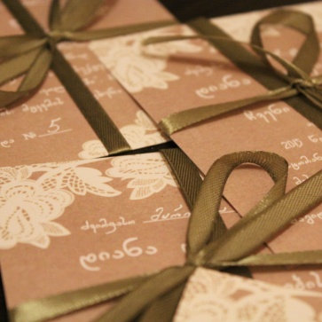Our Wedding Invitations (2)