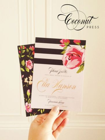 Wedding Invitation Ideas (11)