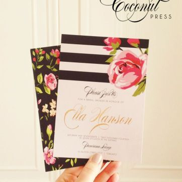 Wedding Invitation Ideas (11)