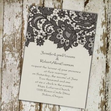 Wedding Invitation Ideas (17)