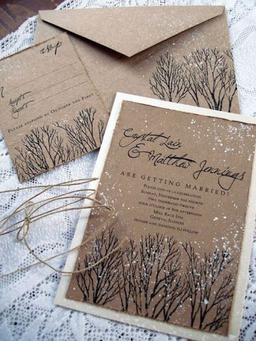 Wedding Invitation Ideas (23)