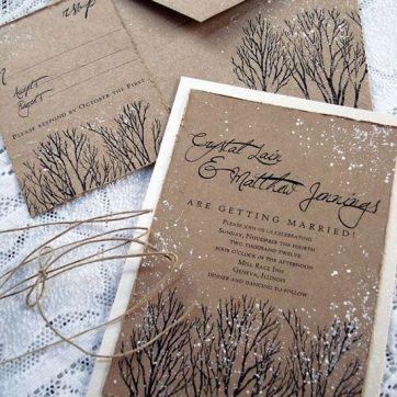 Wedding Invitation Ideas (23)