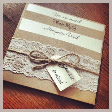 Wedding Invitation Ideas (24)