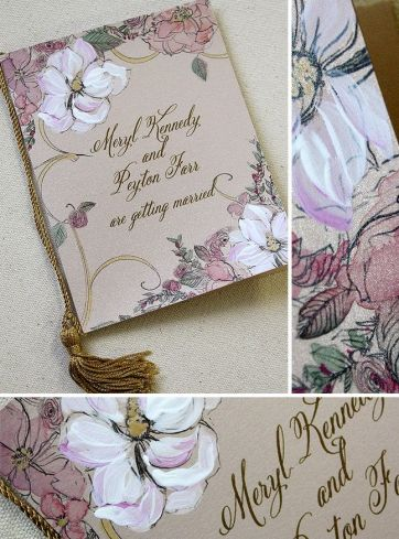 Wedding Invitation Ideas (3)