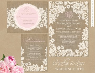 Wedding Invitation Ideas (37)