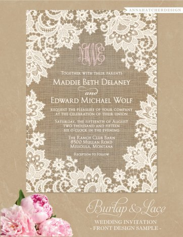 Wedding Invitation Ideas (39)