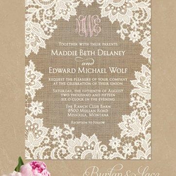 Wedding Invitation Ideas (39)