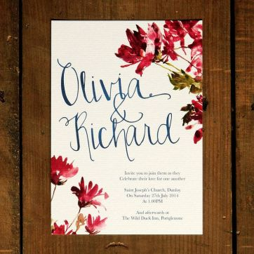 Wedding Invitation Ideas (40)