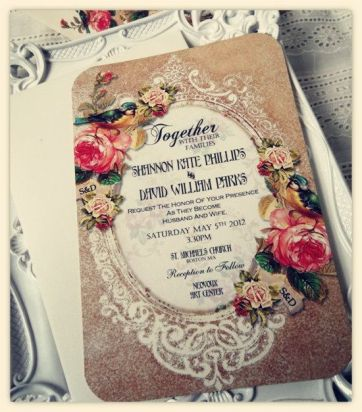Wedding Invitation Ideas (7)