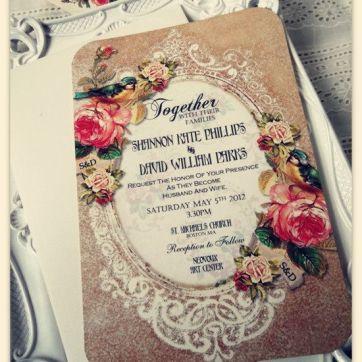 Wedding Invitation Ideas (7)