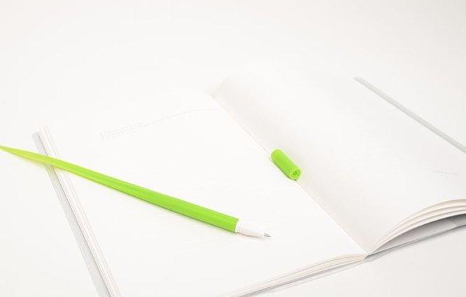 Green Pen (4)