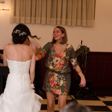 პატარძლის ცეკვა დაქალთან...